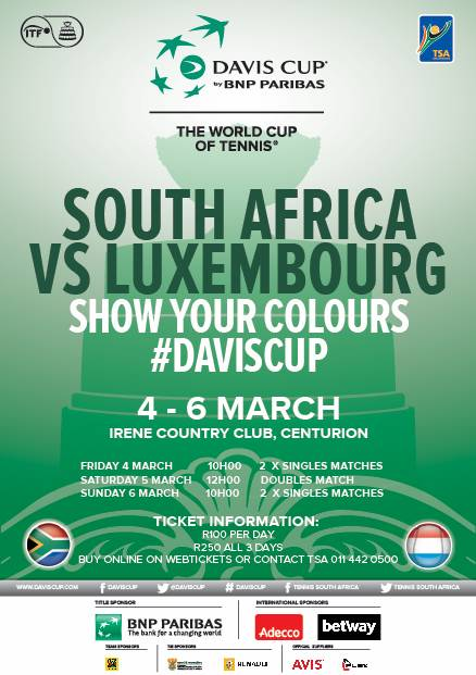 Davis Cup - March